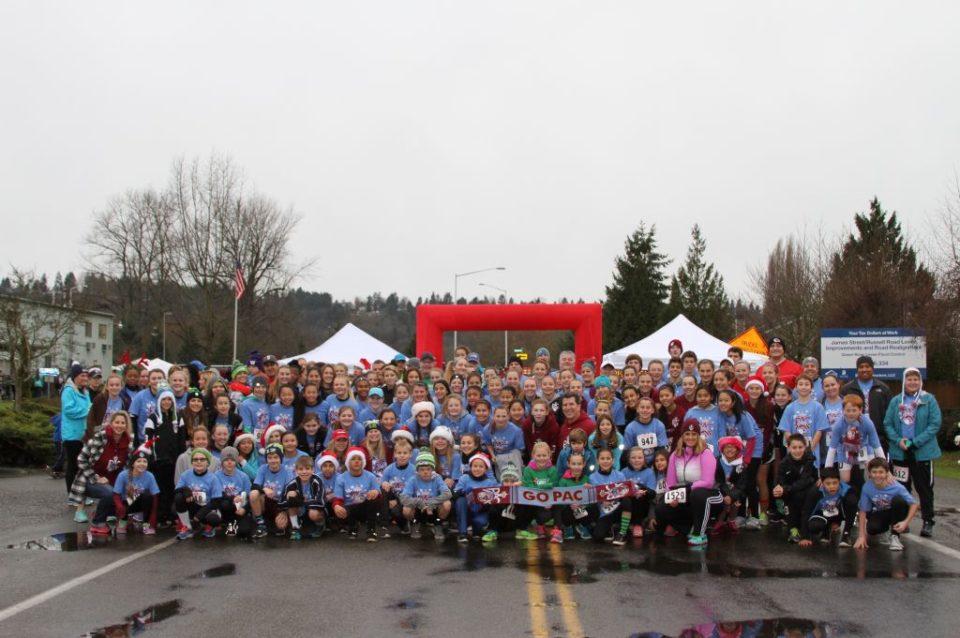 2015 Kent Parks Christmas Rush 5K